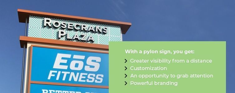 Why Are Pylon Signs Important for Businesses?