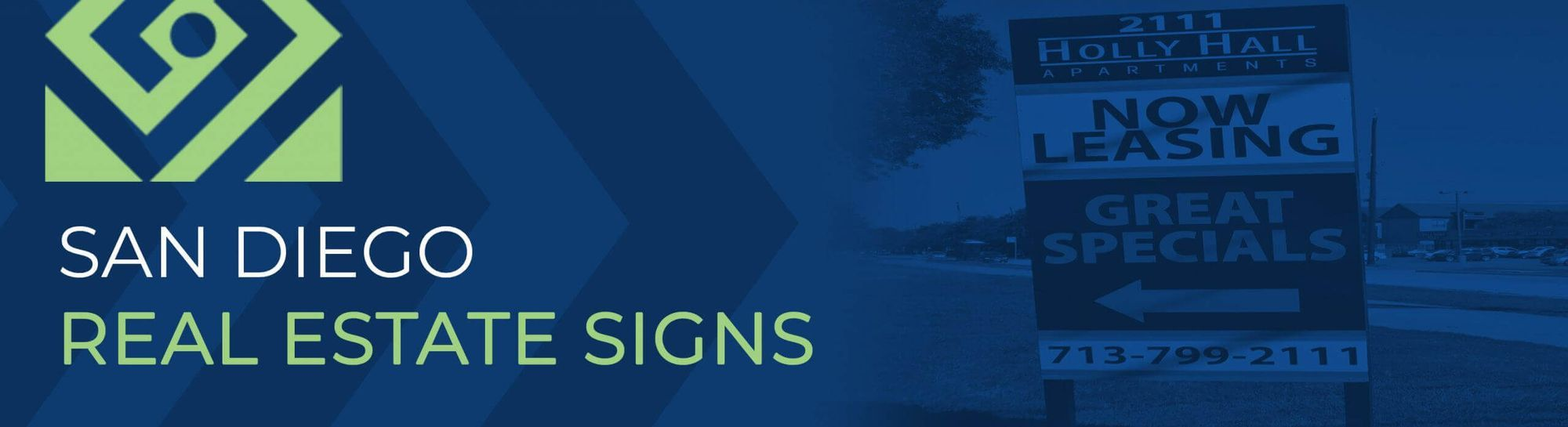 san diego real estate signs