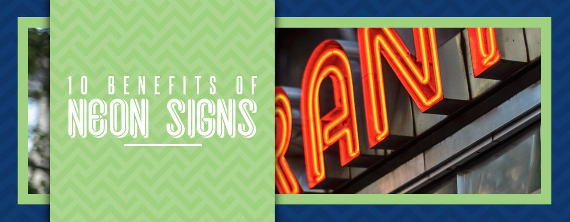 10 benefits of neon signs